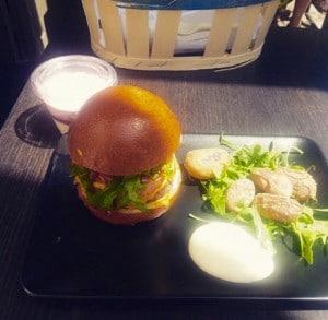 Burger SPOK