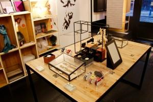 Box de bijoux dans le concept-store My Box Corner à Lille, par chicon choc