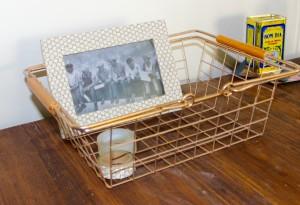 DIY cadré décoré en masking tape-chicon choc- blog lille 1
