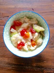 recette ceviche poisson mariné - chicon choc - blog lille