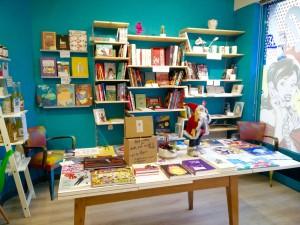 Andy & marcel, librairie bd salon de thé lille - chicon choc - blog lille 2