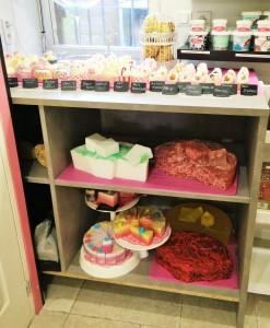Cupcakes de la Boutique Soapeo Lille - chicon choc - blog de bonnes adresses Lille 3