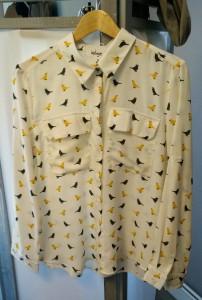 Blouse oiseaux Les Petites Lilloises shopping à domicile lille - chicon choc blog de bonnes adresses lilloises