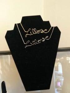 collier lilloise par Les Petites Lilloises shopping à domicile lille - chicon choc blog de bonnes adresses lilloises