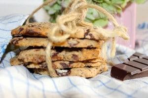 exquis cookies pepites de chocolat laura todd - chicon choc blog de bonnes adresses lilloises