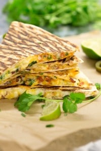 Quesadillas El camion Food-Truck Lille - chicon choc blog de resto Lille