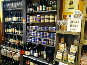 bières et terrines du nord boutique l'estaminette à lille - chicon choc blog de bonnes adresses lilloises