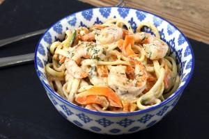 linguine-gambas dejbox livraison de repas en métropole lilloise - chicon choc