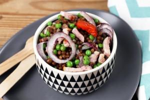 salade-lentilles-pois dejbox livraison de repas en métropole lilloise - chicon choc