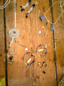 Collection de Deer Mama Bijoux création de bijoux - chicon choc blog de bonnes adresses lilloises