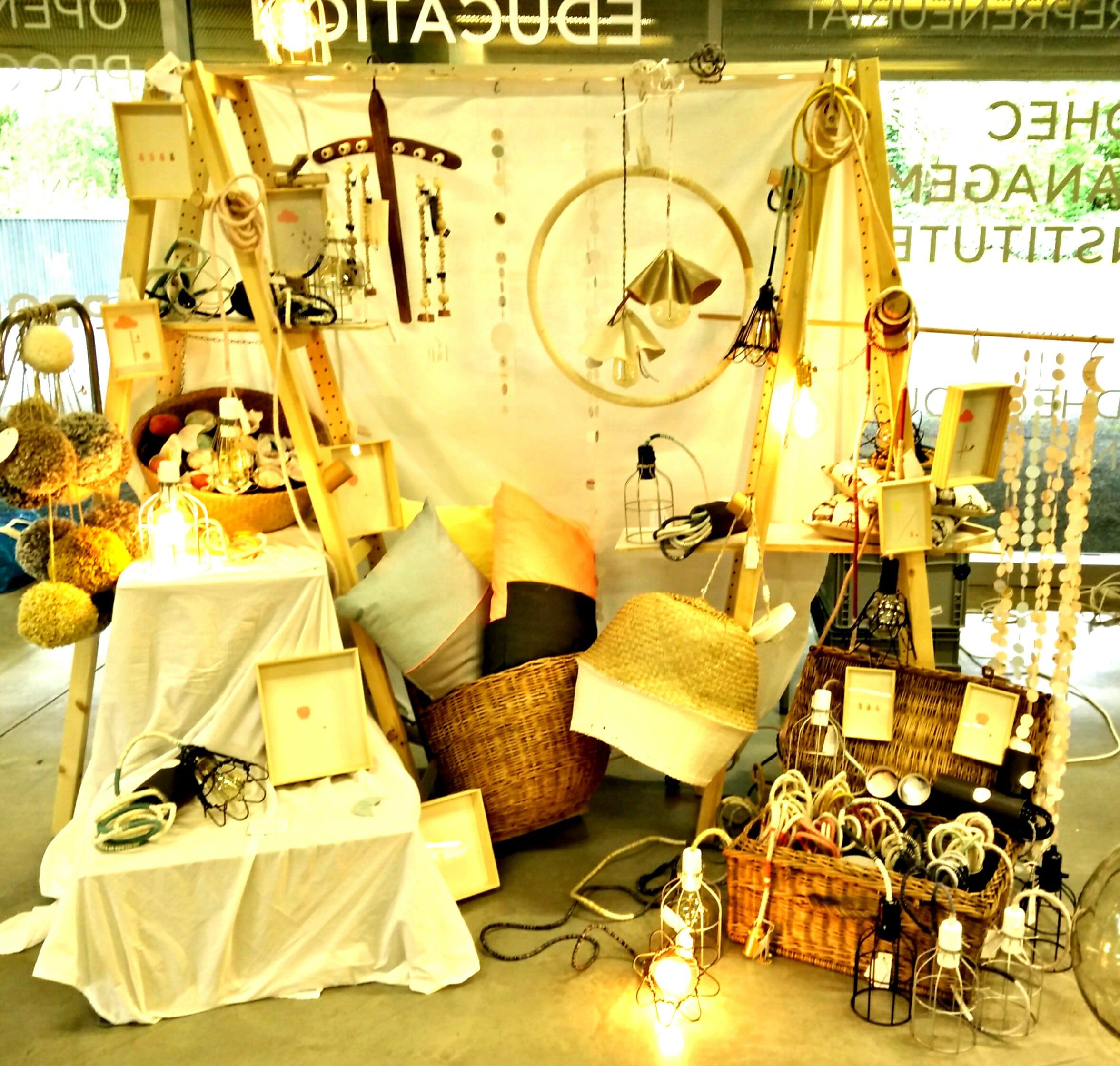Objets de décoration uniques et personnalisés niiu moon - chicon choc blog de bonnes adresses lilloises