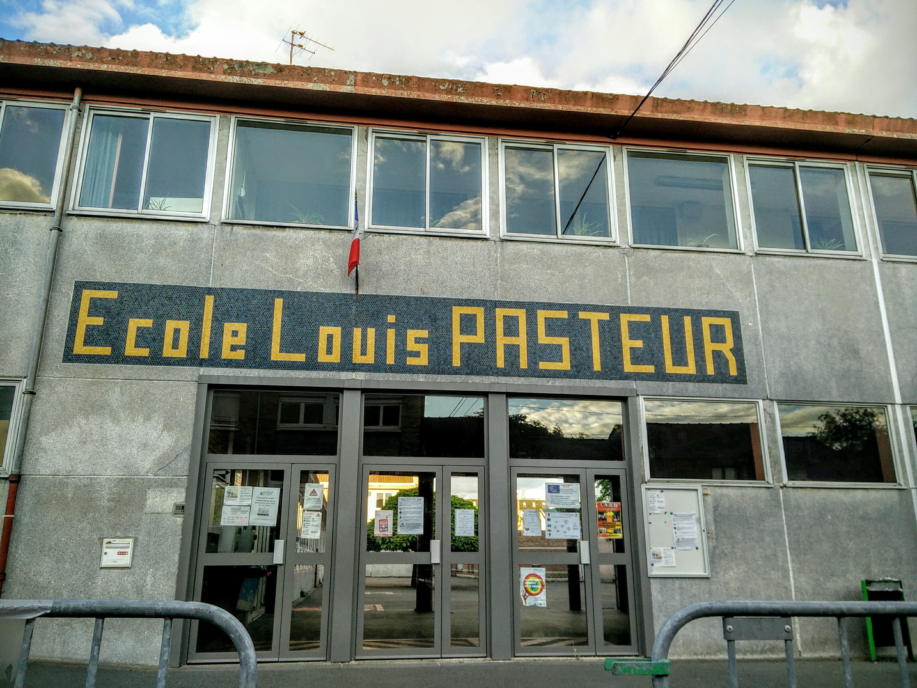 Ecole Louis Pasteur de Lambersart - chicon choc lille