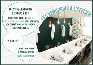 ateliers libre-service mademoiselle biloba, boutique de cosmétiques naturels - chicon choc blog de bonnes adresses lilloises