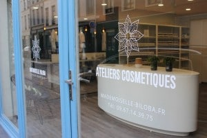 mademoiselle biloba, l'atelier cosmétiques zéro déchet - chicon choc blog de bonnes adresses lilloises