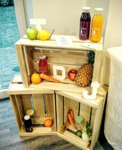 the daily juicery, jus pressés à froid à Lille chez parents primeurs - chicon choc blog de bonnes adresses lilloises