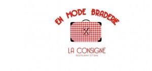Braderie moules frites restaurant la consigne Lille