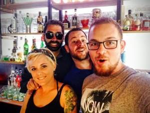 Équipe Camden bar vieux-lille