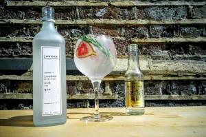Gin tonic Camden bar vieux Lille