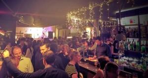 Fête au Camden bar vieux lille