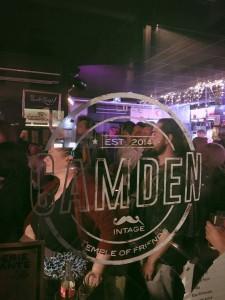 Camden bar à cocktails vieux-lille