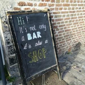 Concept-store bar rue de Gand lille la biche et le renard