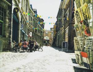 Rue des vieux murs lille