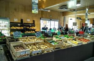 Légumes de producteurs talents de fermes wambrechies