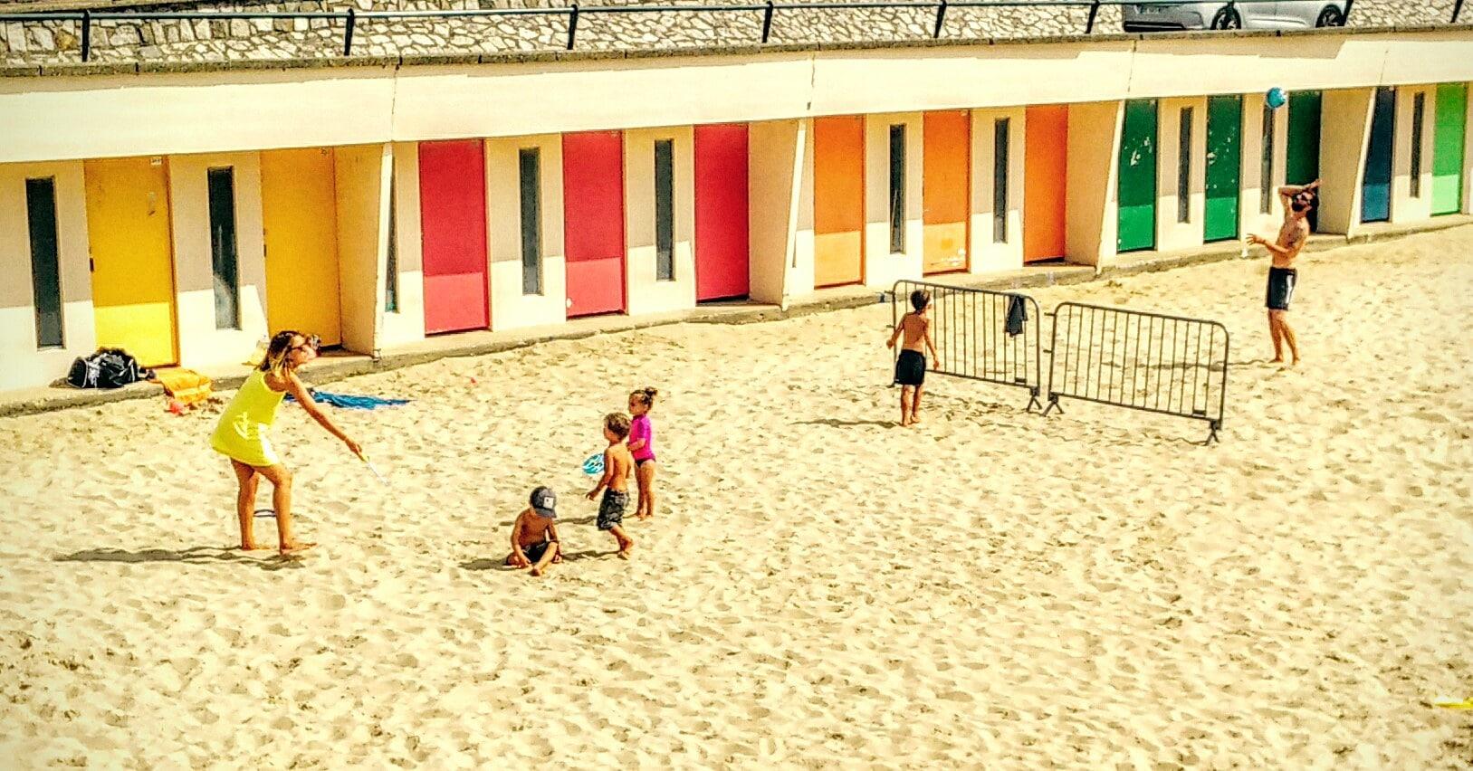 cabines de plage le touquet