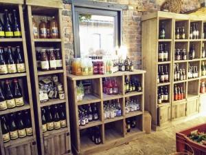 Produits épicerie locale la ferme du vinage roncq