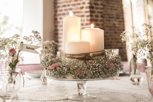 Shabby Chic Coupe sur pied d day deco location mobilier mariage lille