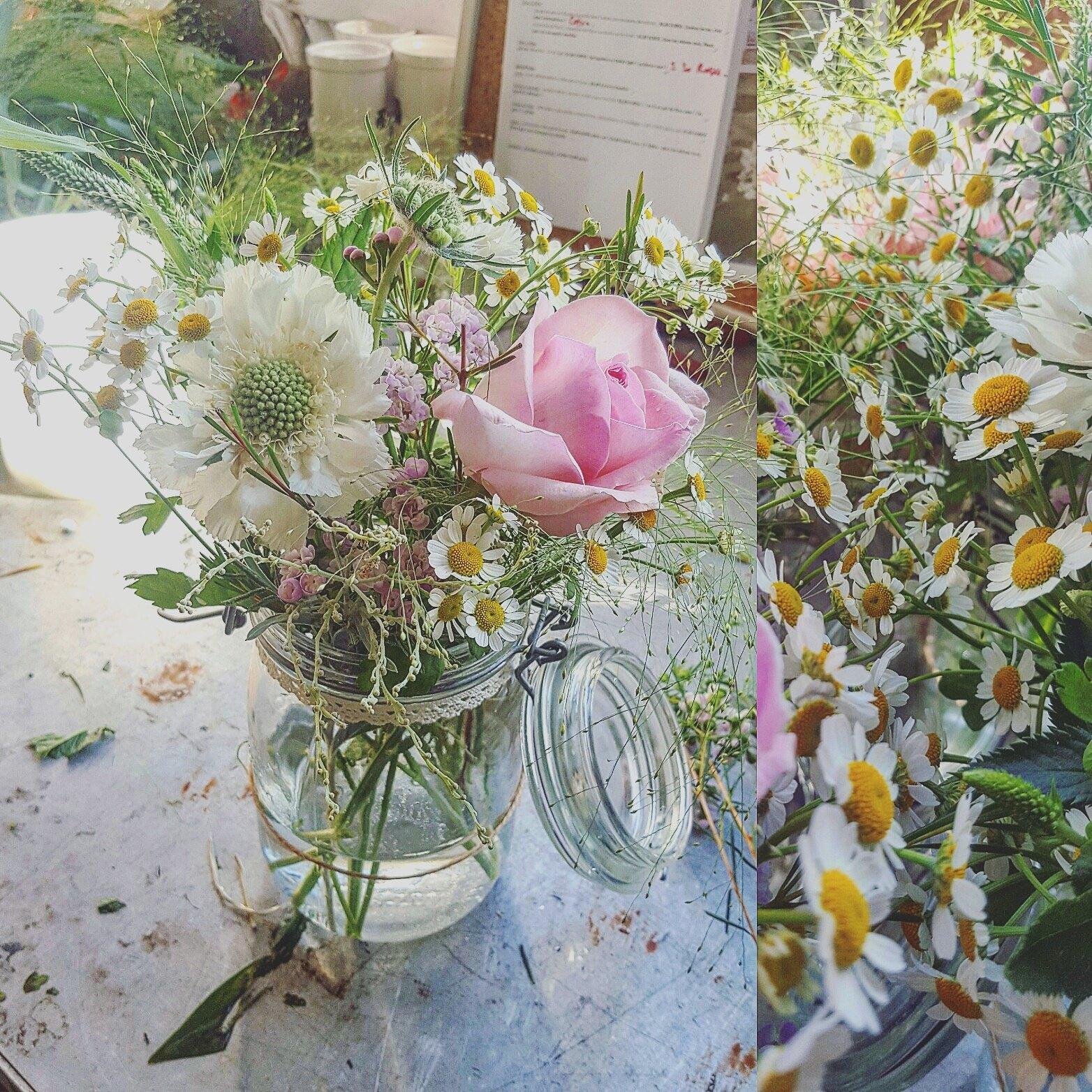 bouquet flower by mariette lille
