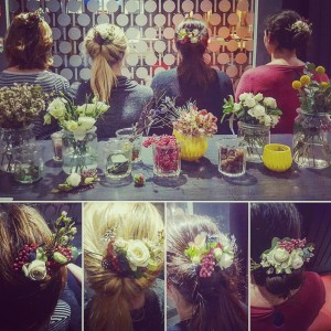 Atelier floral Lille flower by mariette