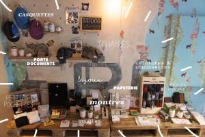 boutique de createurs la biche et le renard