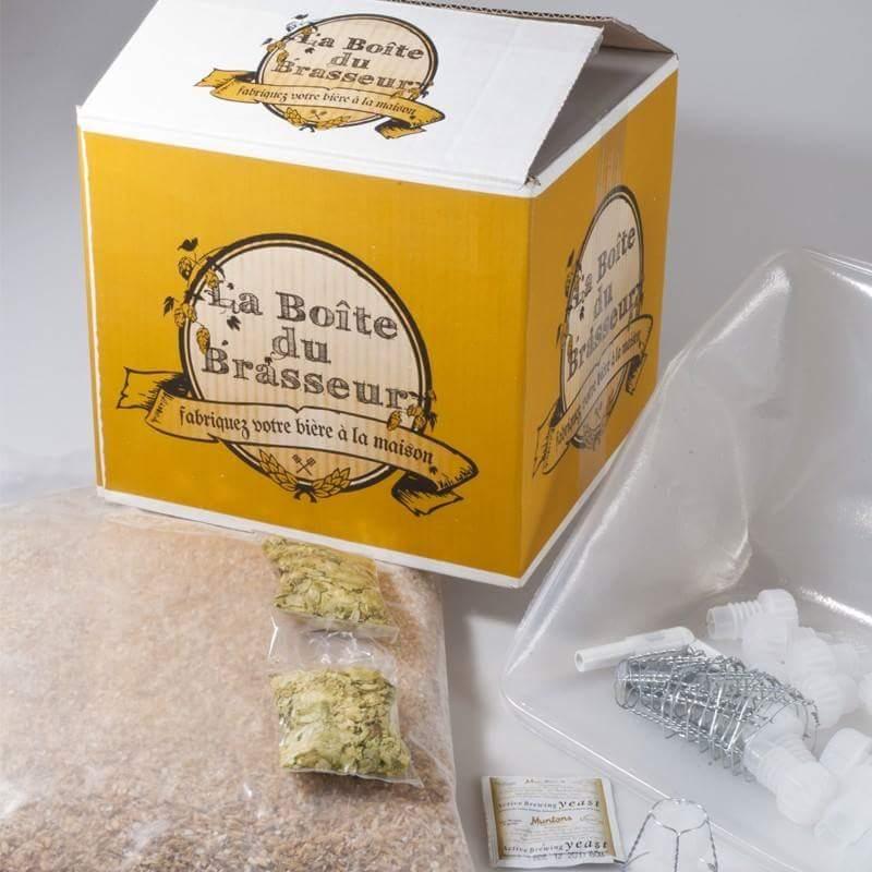 kit brasseur biere maitre georges lille