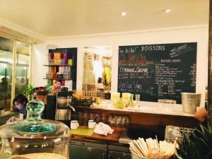 restaurant bio vegan healthy vegetarien cafe pinson paris marais