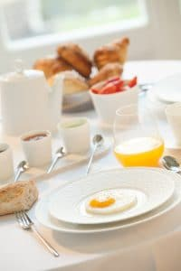 petit dejeuner hotel restaurant clarance lille