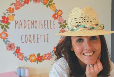 Gaëlle gérante boutique mademoiselle coquette bondues