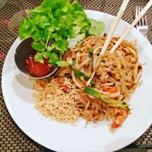 pad thai restaurant thailandais mme yum yum lille