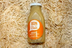 soupe chicon orange abonnement box de produits locaux c'est le nord - chicon choc blog lille