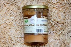 conserve poulet au maroilles abonnement box de produits locaux c'est le nord - chicon choc blog lille
