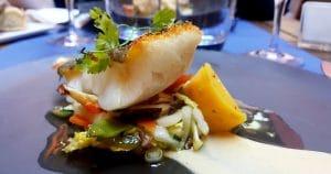 lakson-fletan-legumes où manger saumon lille