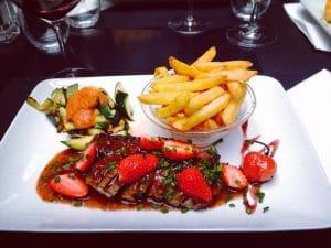 restaurant bistronomique la madeleine le nouvel atelier chicon choc blog lille