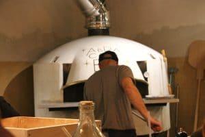 pizza cuite au feu de bois papà raffaele chicon choc blog lille