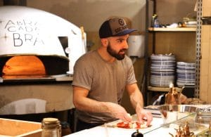 où manger pizza napolitaine lille papà raffaele chicon choc blog lille