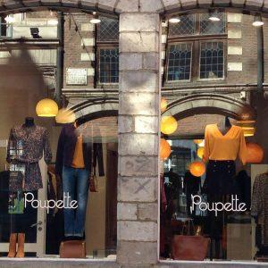 boutique vêtements vieux lille Poupette Lille chicon choc blog