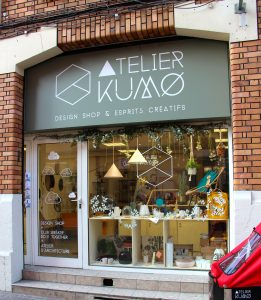 Atelier Kumo design shop magasin objet deco lille chicon choc blog lille