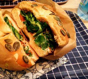 où manger bagels lille charlie's delicatessen chicon choc blog lille