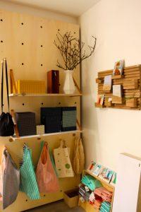 sac maroquinerie rangement bureau Atelier Kumo design shop magasin objet deco lille chicon choc blog lille