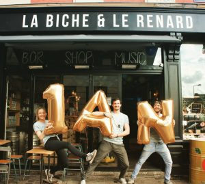 Les bonnes adresses à Lille de la biche et le renard chicon choc blog de bonnes adresses lilloises
