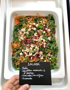 Chicon Pressé salade restaurant rapide healthy et sain lille déjeuner